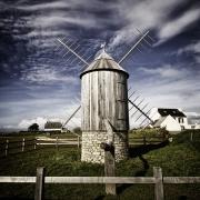 argoat paysages de bretagne moulin cap sizun