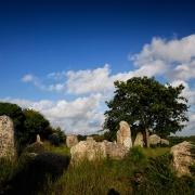 argoat paysages de bretagne menhirs erdeven